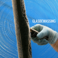 glasbewassing